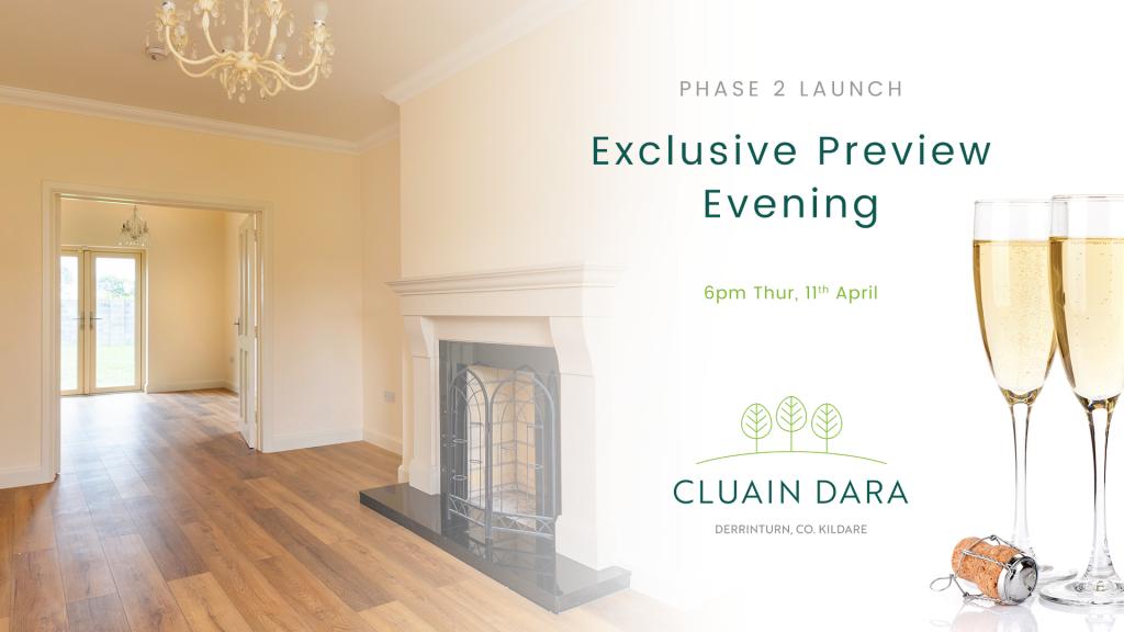 Cluain Dara Phase 2 - Event