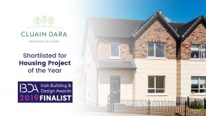 Cluain Dara has been shortlisted for Housing Project of the Year