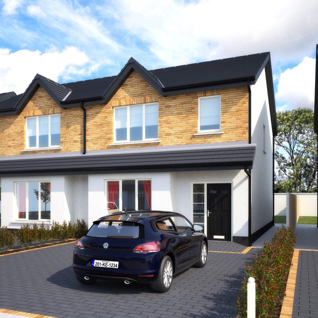New homes in Derrinturn Kildare