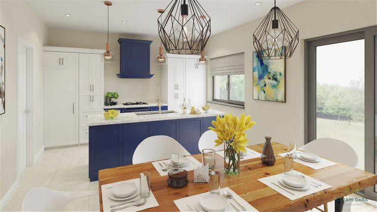 Stunning kitchen, dining room, Cluain Dara, Derrinturn